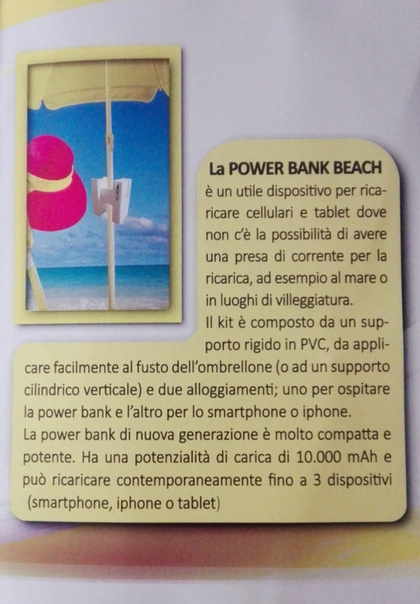 Power Bank Beach 2