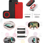 Magnetic power bank