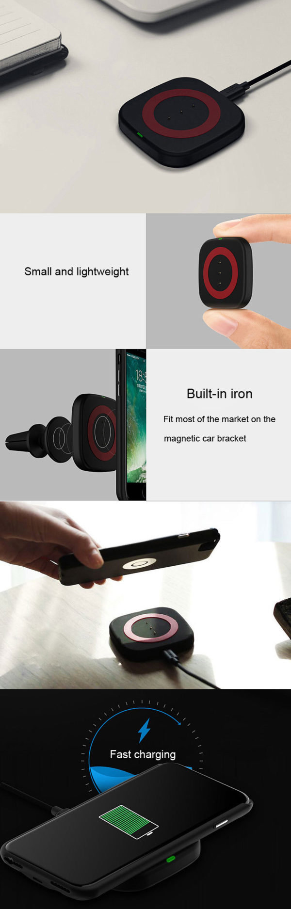 Removable Magnetic Battery
